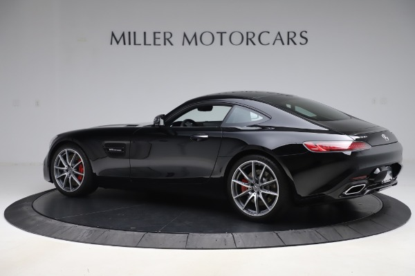 Used 2018 Mercedes-Benz AMG GT S for sale $103,900 at Bugatti of Greenwich in Greenwich CT 06830 4
