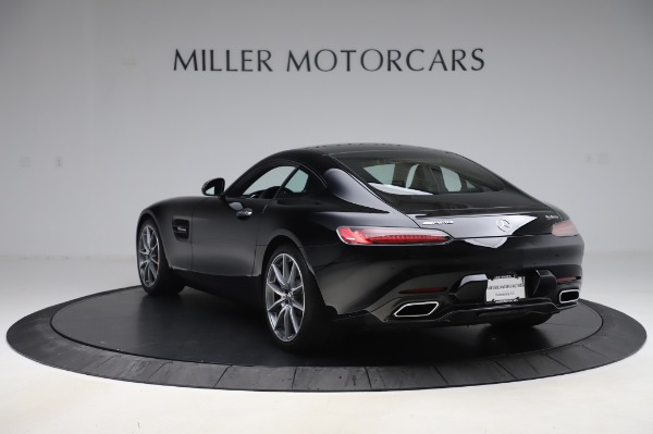 Used 2018 Mercedes-Benz AMG GT S for sale $103,900 at Bugatti of Greenwich in Greenwich CT 06830 5