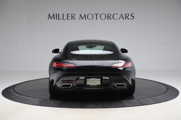 Used 2018 Mercedes-Benz AMG GT S for sale $103,900 at Bugatti of Greenwich in Greenwich CT 06830 6