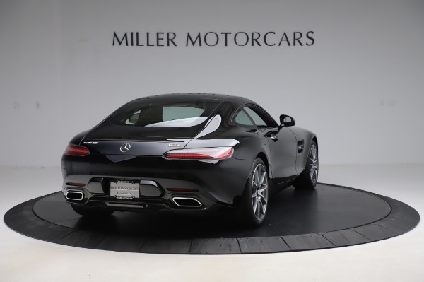 Used 2018 Mercedes-Benz AMG GT S for sale $103,900 at Bugatti of Greenwich in Greenwich CT 06830 7