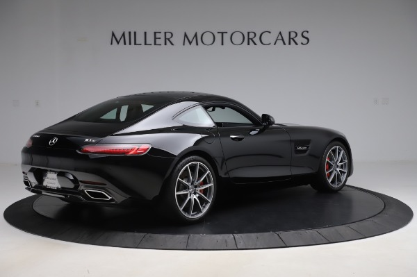 Used 2018 Mercedes-Benz AMG GT S for sale $103,900 at Bugatti of Greenwich in Greenwich CT 06830 8