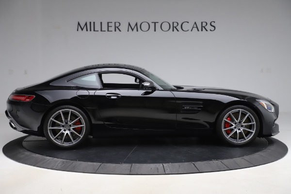 Used 2018 Mercedes-Benz AMG GT S for sale $103,900 at Bugatti of Greenwich in Greenwich CT 06830 9