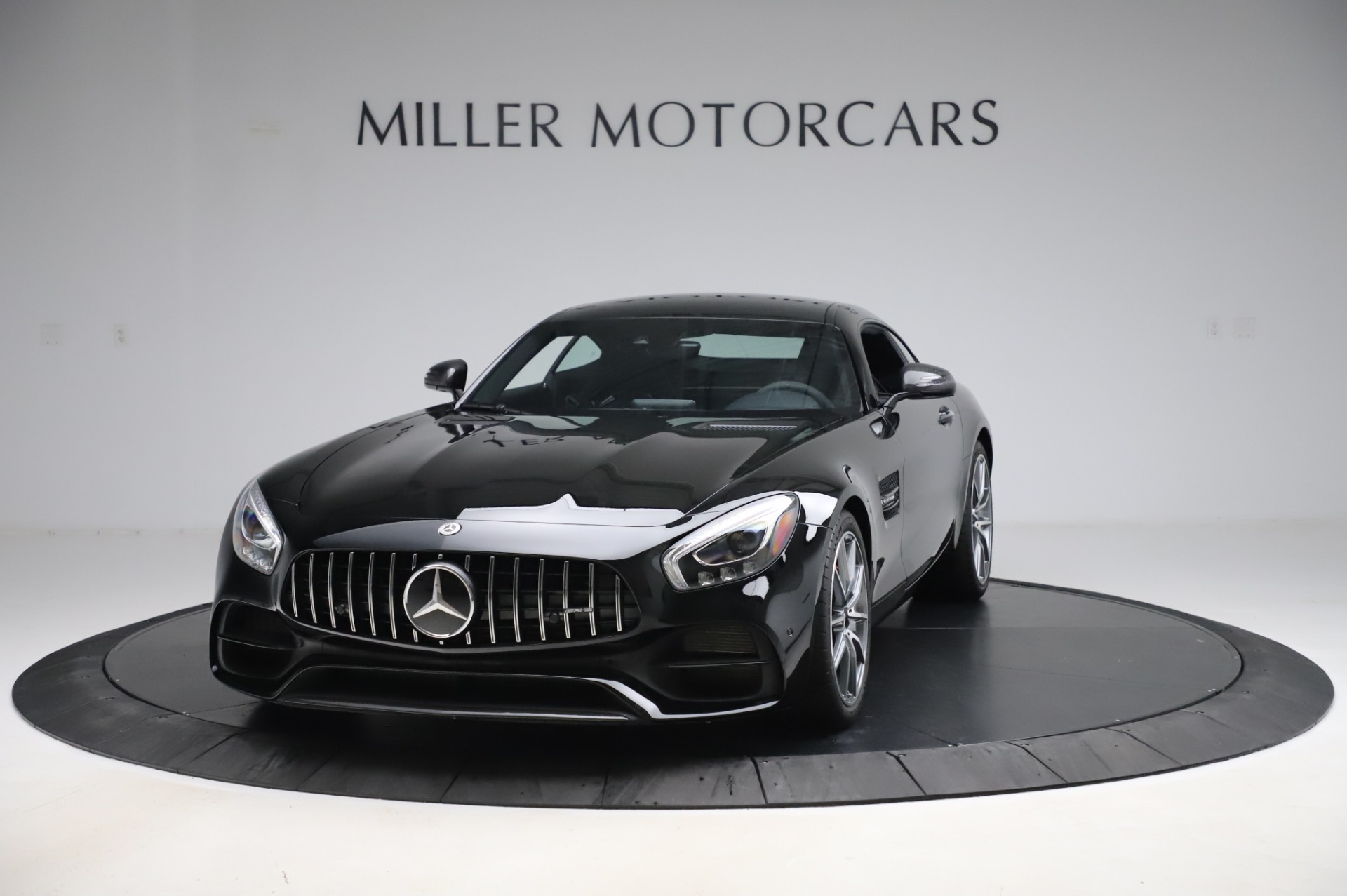 Used 2018 Mercedes-Benz AMG GT S for sale $103,900 at Bugatti of Greenwich in Greenwich CT 06830 1