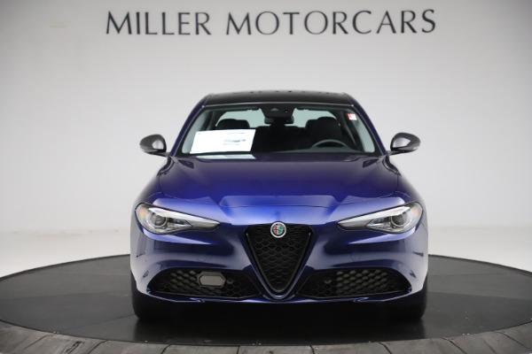 New 2020 Alfa Romeo Giulia Ti Q4 for sale $43,545 at Bugatti of Greenwich in Greenwich CT 06830 12