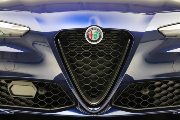 New 2020 Alfa Romeo Giulia Ti Q4 for sale $43,545 at Bugatti of Greenwich in Greenwich CT 06830 27