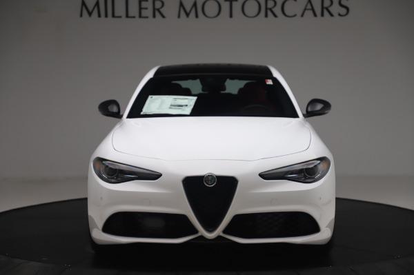 New 2020 Alfa Romeo Giulia Ti Sport Q4 for sale $46,495 at Bugatti of Greenwich in Greenwich CT 06830 12