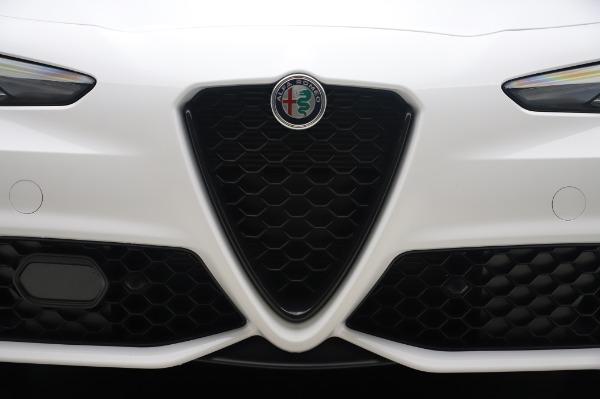 New 2020 Alfa Romeo Giulia Ti Sport Q4 for sale $46,495 at Bugatti of Greenwich in Greenwich CT 06830 13