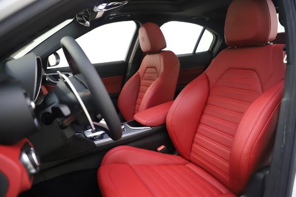New 2020 Alfa Romeo Giulia Ti Sport Q4 for sale $46,495 at Bugatti of Greenwich in Greenwich CT 06830 16