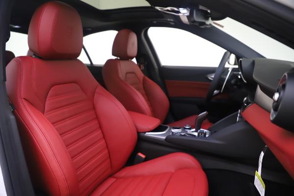 New 2020 Alfa Romeo Giulia Ti Sport Q4 for sale $46,495 at Bugatti of Greenwich in Greenwich CT 06830 22