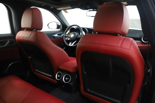 New 2020 Alfa Romeo Giulia Ti Sport Q4 for sale $46,495 at Bugatti of Greenwich in Greenwich CT 06830 28