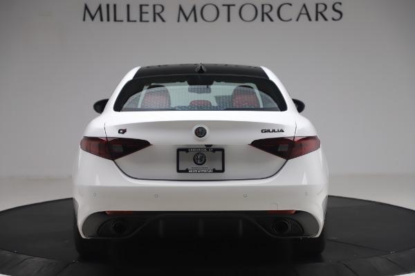New 2020 Alfa Romeo Giulia Ti Sport Q4 for sale $46,495 at Bugatti of Greenwich in Greenwich CT 06830 6