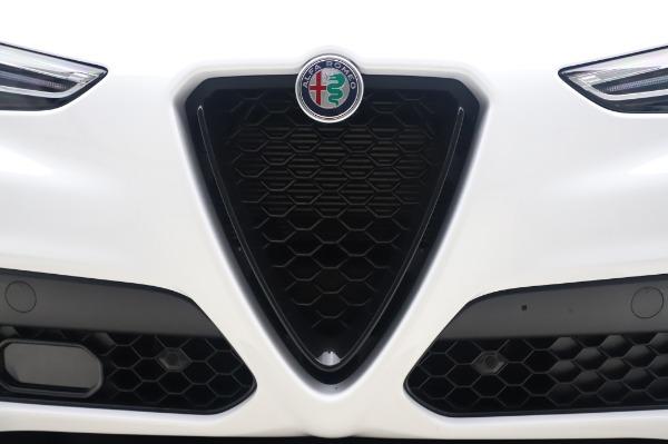 New 2020 Alfa Romeo Stelvio Ti Sport Q4 for sale $56,495 at Bugatti of Greenwich in Greenwich CT 06830 13