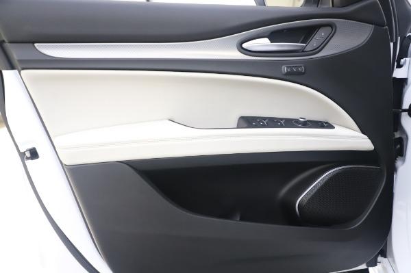 New 2020 Alfa Romeo Stelvio Ti Sport Q4 for sale $56,495 at Bugatti of Greenwich in Greenwich CT 06830 18
