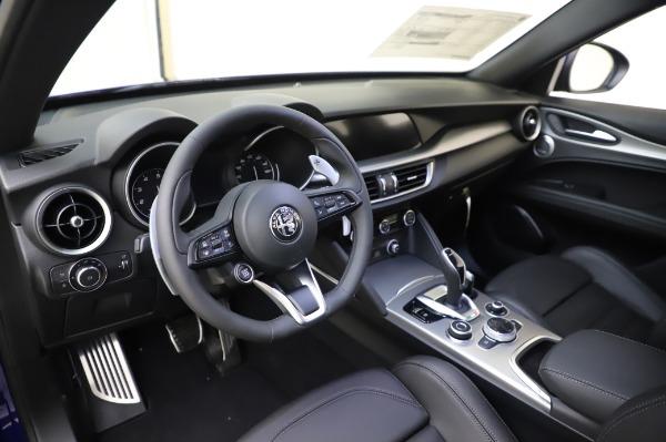 New 2020 Alfa Romeo Stelvio Ti Sport Q4 for sale $54,195 at Bugatti of Greenwich in Greenwich CT 06830 14