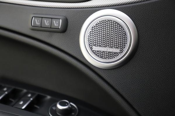 New 2020 Alfa Romeo Stelvio Ti Sport Q4 for sale $54,195 at Bugatti of Greenwich in Greenwich CT 06830 15