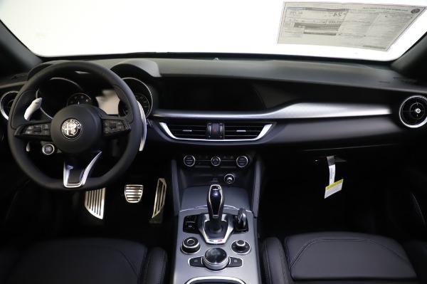 New 2020 Alfa Romeo Stelvio Ti Sport Q4 for sale $54,195 at Bugatti of Greenwich in Greenwich CT 06830 18