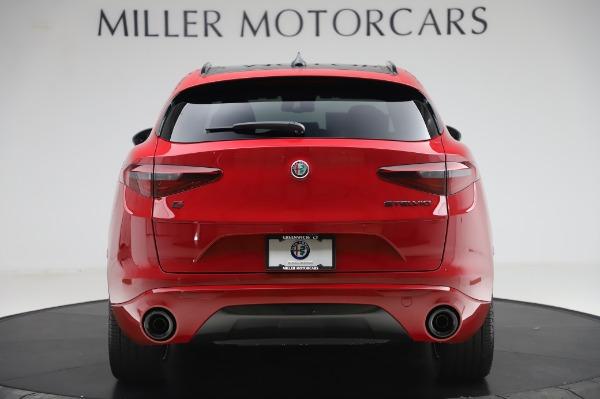 New 2020 Alfa Romeo Stelvio Ti Sport Q4 for sale $54,195 at Bugatti of Greenwich in Greenwich CT 06830 4