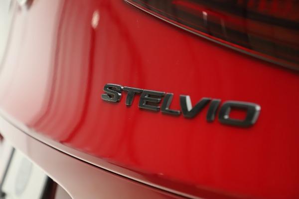 New 2020 Alfa Romeo Stelvio Ti Sport Q4 for sale $54,195 at Bugatti of Greenwich in Greenwich CT 06830 9