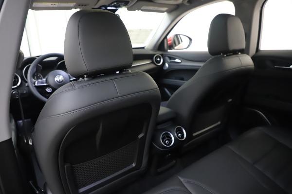 New 2020 Alfa Romeo Stelvio Ti Lusso Q4 for sale Sold at Bugatti of Greenwich in Greenwich CT 06830 22