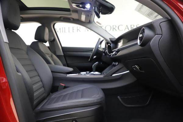 New 2020 Alfa Romeo Stelvio Ti Lusso Q4 for sale Sold at Bugatti of Greenwich in Greenwich CT 06830 25