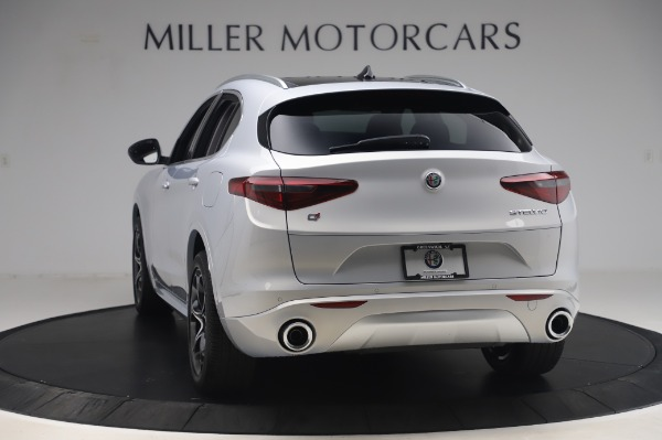 New 2020 Alfa Romeo Stelvio Ti Lusso Q4 for sale $54,145 at Bugatti of Greenwich in Greenwich CT 06830 5