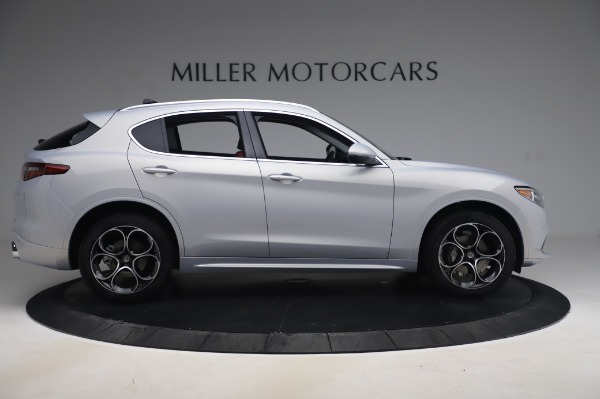 New 2020 Alfa Romeo Stelvio Ti Lusso Q4 for sale $54,145 at Bugatti of Greenwich in Greenwich CT 06830 9