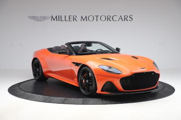 Used 2020 Aston Martin DBS Superleggera Volante for sale Sold at Bugatti of Greenwich in Greenwich CT 06830 10