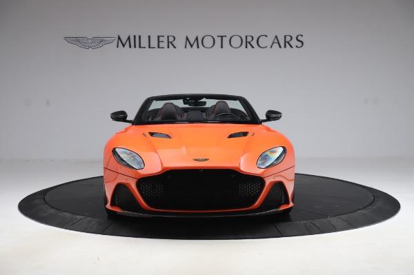 Used 2020 Aston Martin DBS Superleggera Volante for sale Sold at Bugatti of Greenwich in Greenwich CT 06830 11