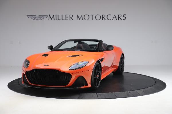 Used 2020 Aston Martin DBS Superleggera Volante for sale Sold at Bugatti of Greenwich in Greenwich CT 06830 12