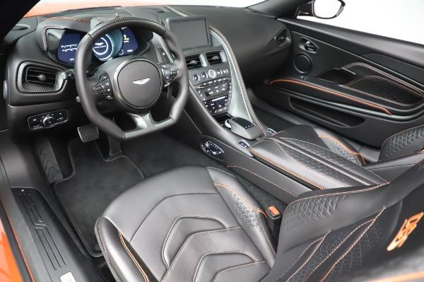 Used 2020 Aston Martin DBS Superleggera Volante for sale Sold at Bugatti of Greenwich in Greenwich CT 06830 13