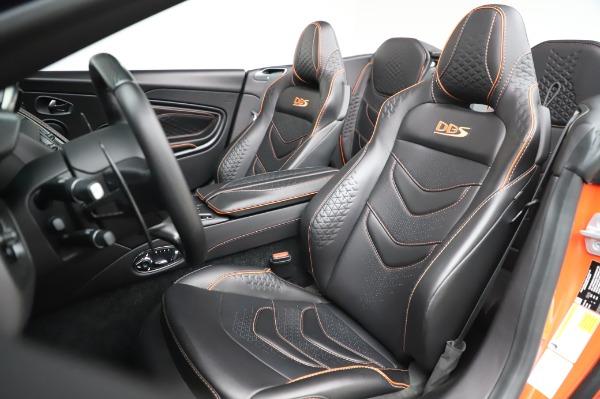Used 2020 Aston Martin DBS Superleggera Volante for sale Sold at Bugatti of Greenwich in Greenwich CT 06830 15