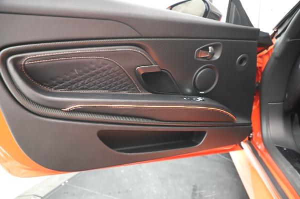 Used 2020 Aston Martin DBS Superleggera Volante for sale Sold at Bugatti of Greenwich in Greenwich CT 06830 18