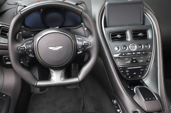 Used 2020 Aston Martin DBS Superleggera Volante for sale Sold at Bugatti of Greenwich in Greenwich CT 06830 20