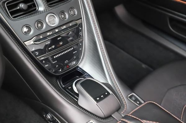 Used 2020 Aston Martin DBS Superleggera Volante for sale Sold at Bugatti of Greenwich in Greenwich CT 06830 21