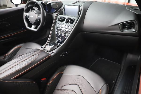Used 2020 Aston Martin DBS Superleggera Volante for sale Sold at Bugatti of Greenwich in Greenwich CT 06830 23