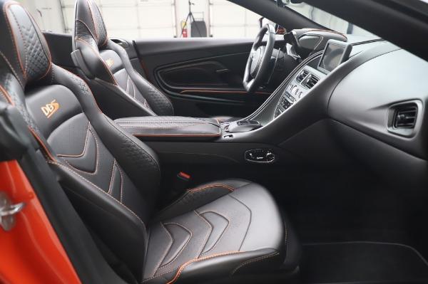 Used 2020 Aston Martin DBS Superleggera Volante for sale Sold at Bugatti of Greenwich in Greenwich CT 06830 24