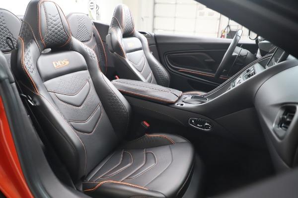 Used 2020 Aston Martin DBS Superleggera Volante for sale Sold at Bugatti of Greenwich in Greenwich CT 06830 25