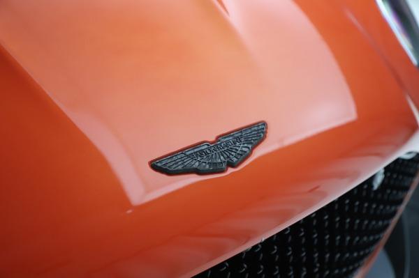 Used 2020 Aston Martin DBS Superleggera Volante for sale Sold at Bugatti of Greenwich in Greenwich CT 06830 26