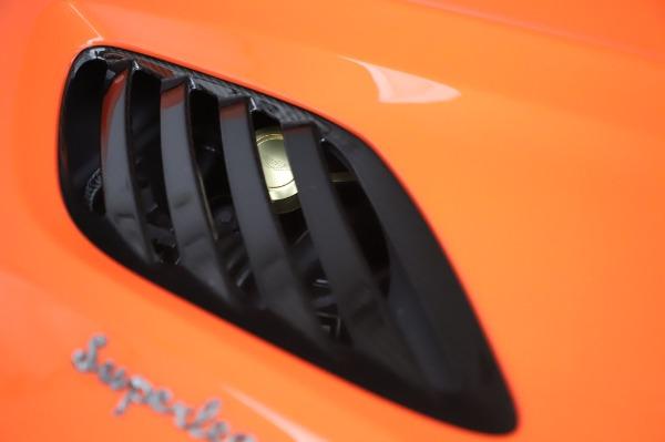 Used 2020 Aston Martin DBS Superleggera for sale $339,900 at Bugatti of Greenwich in Greenwich CT 06830 27
