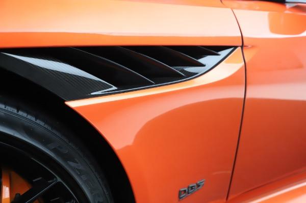 Used 2020 Aston Martin DBS Superleggera Volante for sale Sold at Bugatti of Greenwich in Greenwich CT 06830 28