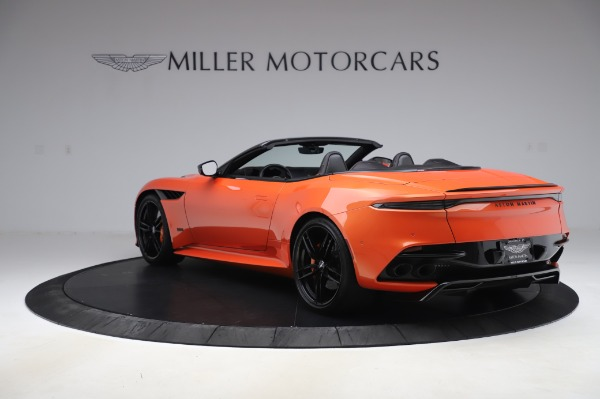 Used 2020 Aston Martin DBS Superleggera Volante for sale Sold at Bugatti of Greenwich in Greenwich CT 06830 4