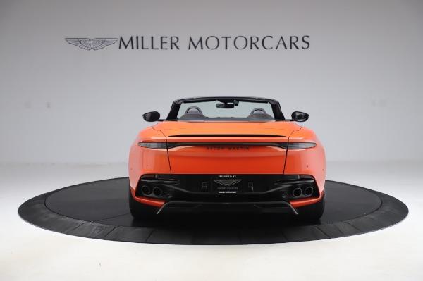 Used 2020 Aston Martin DBS Superleggera Volante for sale Sold at Bugatti of Greenwich in Greenwich CT 06830 5