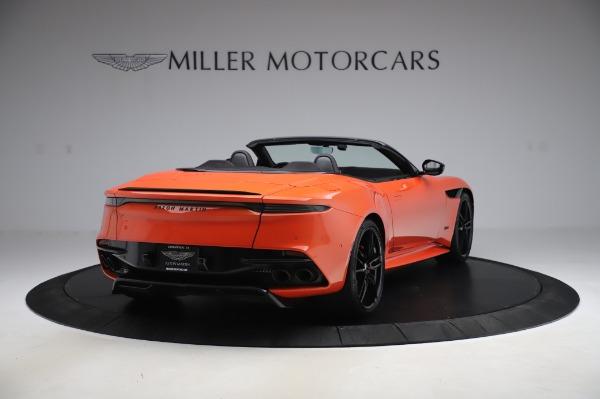 Used 2020 Aston Martin DBS Superleggera Volante for sale Sold at Bugatti of Greenwich in Greenwich CT 06830 6