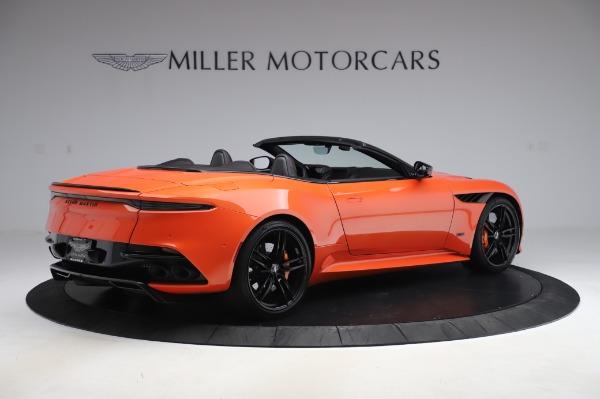 Used 2020 Aston Martin DBS Superleggera Volante for sale Sold at Bugatti of Greenwich in Greenwich CT 06830 7