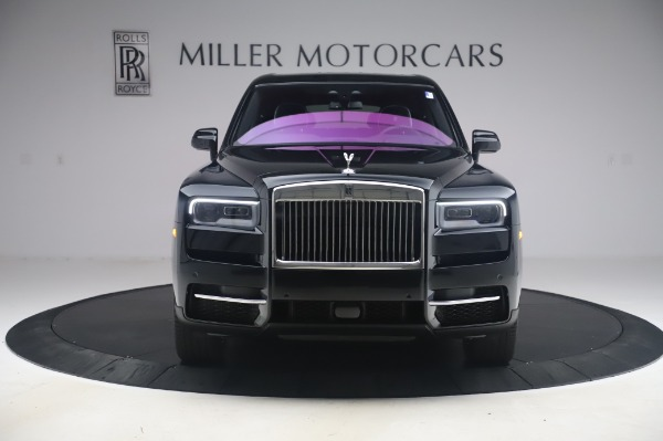 New 2021 Rolls-Royce Cullinan for sale Sold at Bugatti of Greenwich in Greenwich CT 06830 2