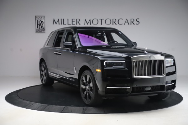New 2021 Rolls-Royce Cullinan for sale Sold at Bugatti of Greenwich in Greenwich CT 06830 8