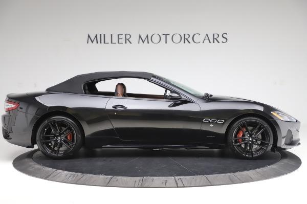 New 2019 Maserati GranTurismo Sport for sale $163,495 at Bugatti of Greenwich in Greenwich CT 06830 10