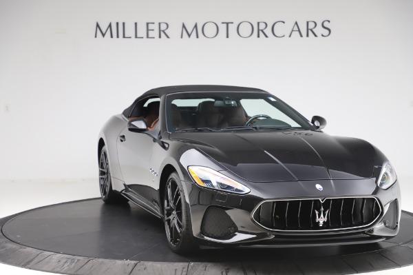 New 2019 Maserati GranTurismo Sport for sale $163,495 at Bugatti of Greenwich in Greenwich CT 06830 12