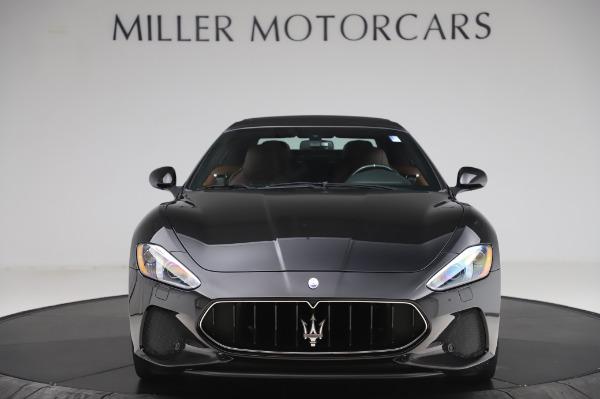 New 2019 Maserati GranTurismo Sport for sale $163,495 at Bugatti of Greenwich in Greenwich CT 06830 13