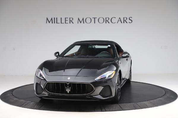 New 2019 Maserati GranTurismo Sport for sale $163,495 at Bugatti of Greenwich in Greenwich CT 06830 2